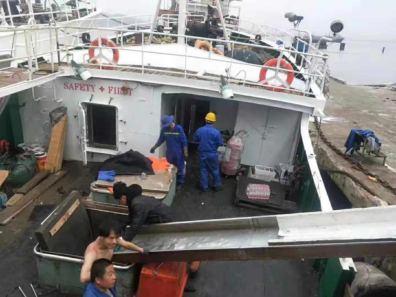河南远洋船员