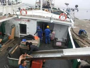 漯河远洋船员